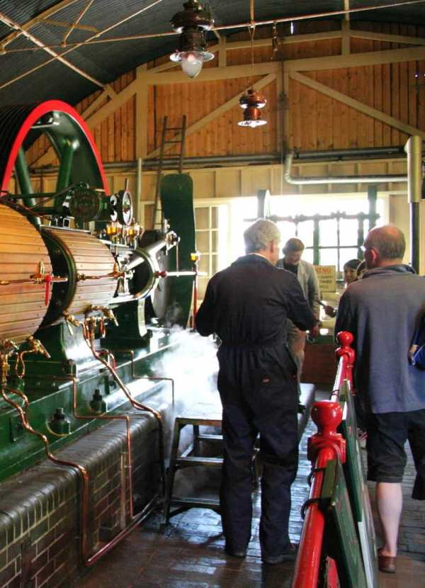 Business planning for a heritage centre