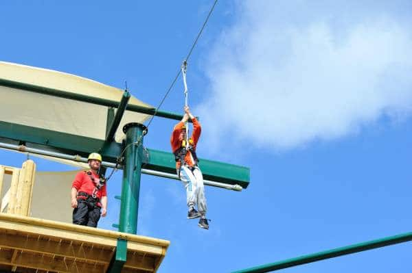 High and Low Ropes Adventure Business Plan