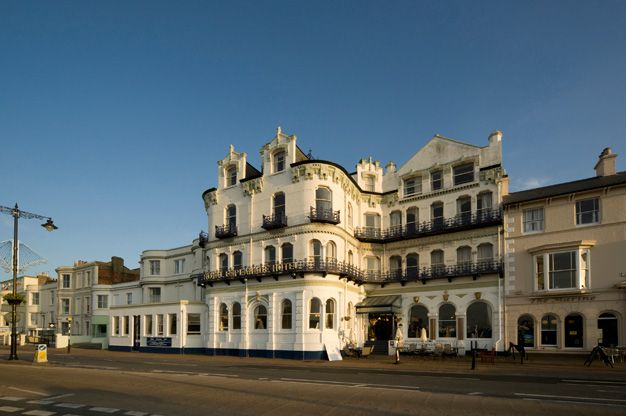 Royal Esplanade Hotel Ryde Isle Of Wight