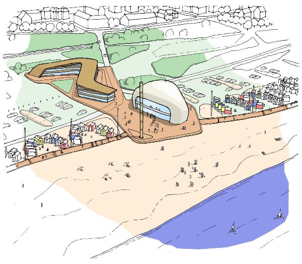 Coastal regeneration master plan