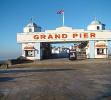 Pier tourism development