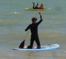 Paddleboarding Feasibility Study