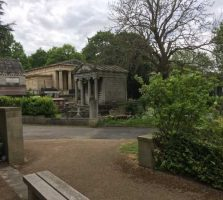 Heritage Lottery Fund Cemetery project