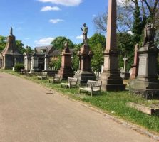 Cemetery Heritage Lottery Fund