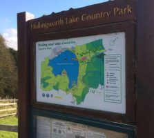 Country park income generation