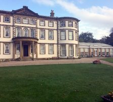 Visitor experience planning historic house