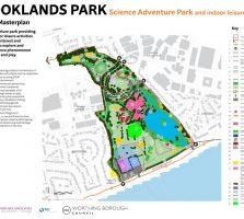 Park masterplan