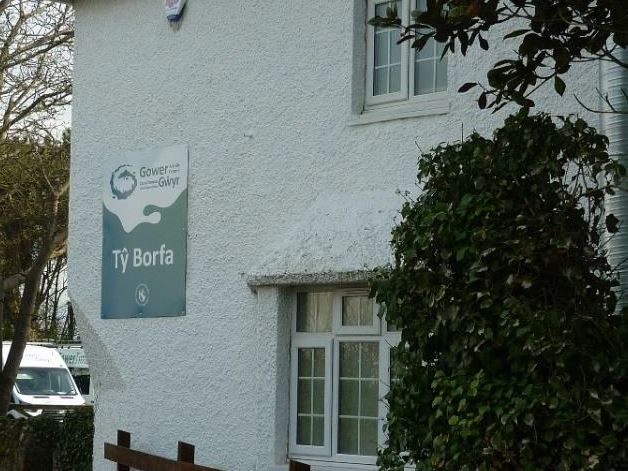 Ty Borfa residential activity centre: Feasibility study into