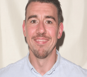 Operations team: David Edwards, General Manager, CONKERS