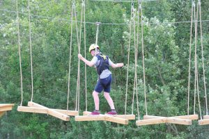 high ropes feasibility study