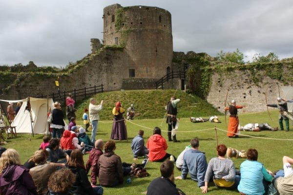 Audience Development Plan Research, Caldicot Castle and Country Park