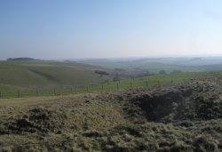 Barbury Castle Feasibility Study, Wiltshire