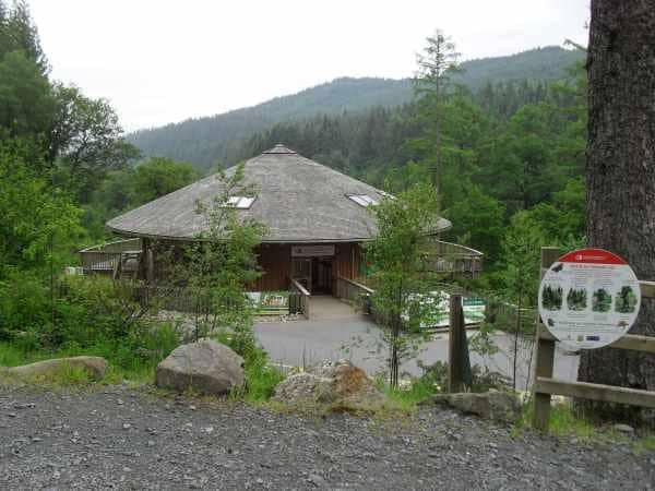 Visitor accommodation mountain biking