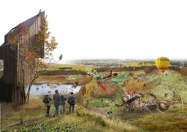 Concept Development, Cronton Colliery
