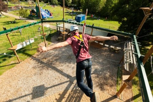 HIgh ropes business plan