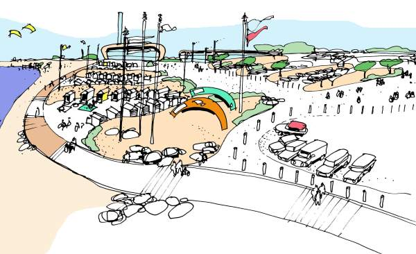 Seafront Masterplanning and Commercial Assessment, Hayling Island Seafront, Havant Borough Council