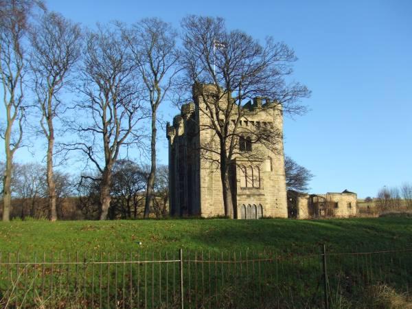 Hylton Castle Business Case, Sunderland