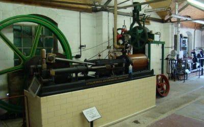 Museum income generation, Westonzoyland Pumping Station Museum