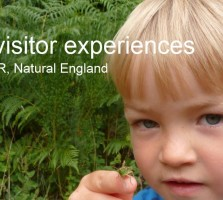 Nature based visitor experiences