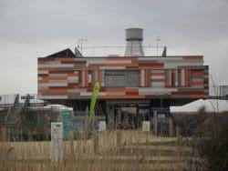 Audience Development Heritage Lottery Fund, RSPB Rainham Marshes Visitor Centre