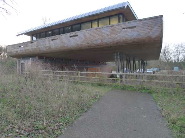 Enhancing the Visitor Experience at West Port Lake Visitor Centre, Stoke on Trent