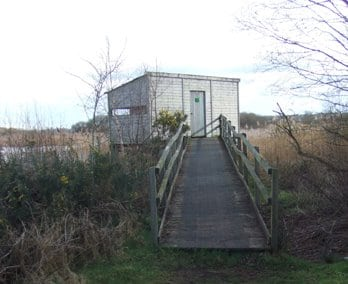 bird hides visitor experience