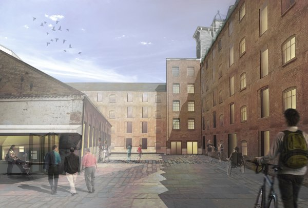 HLF business planning consultancy project Ditherington Flax Mill Maltings, Shrewsbury