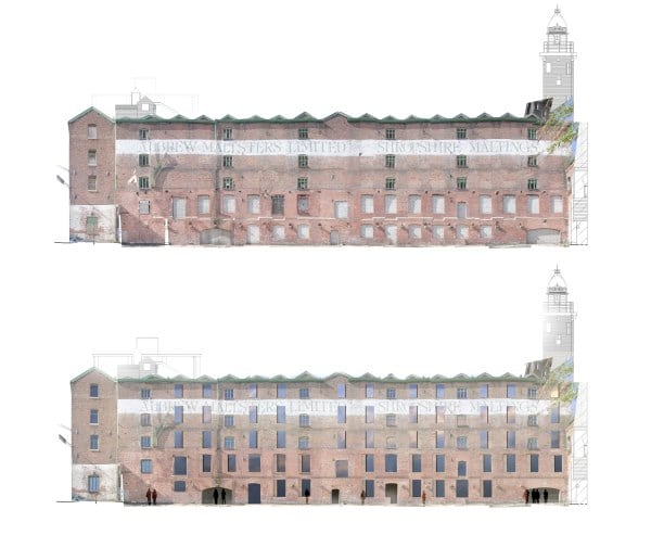 Dithering Flax Mill Maltings