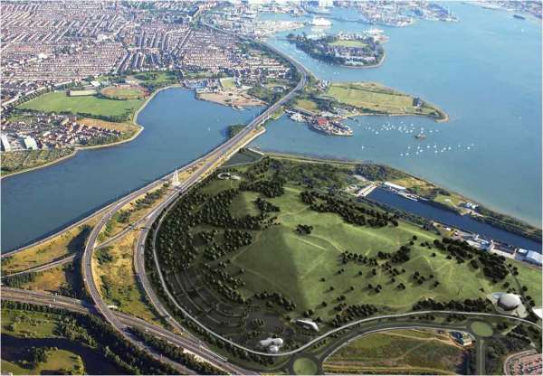 Park Masterplanning