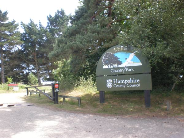 Visitor Accommodation Feasibility Study, Lepe Country Park