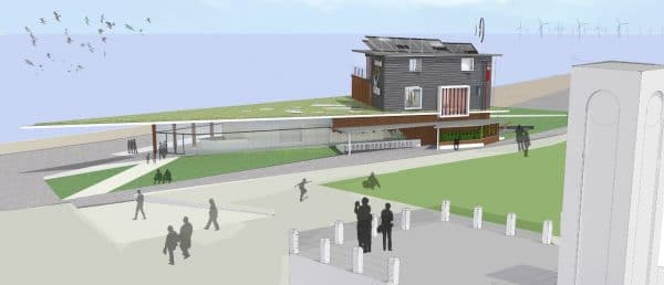 STEM visitor centre business planning, Seaton Carew