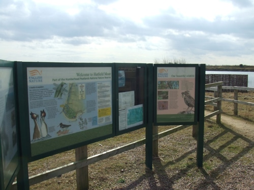 Business Planning, Humberhead Peatlands National Nature Reserve