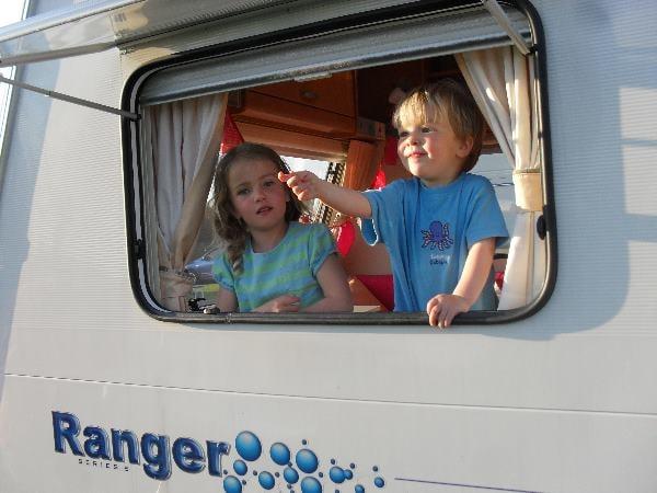 Caravan marketing action plan