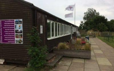 Development and business planning – securing the long-term future of Dinton Activity Centre