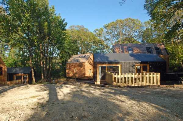 Burnbake Lodges