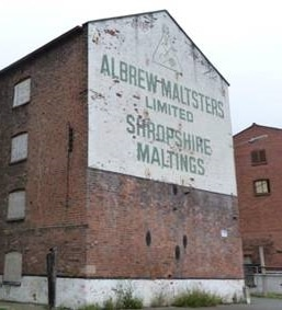 The new Ditherington Flax Mill Maltings Visitor Centre opens in November 2015