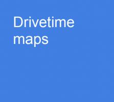 Drivetime maps