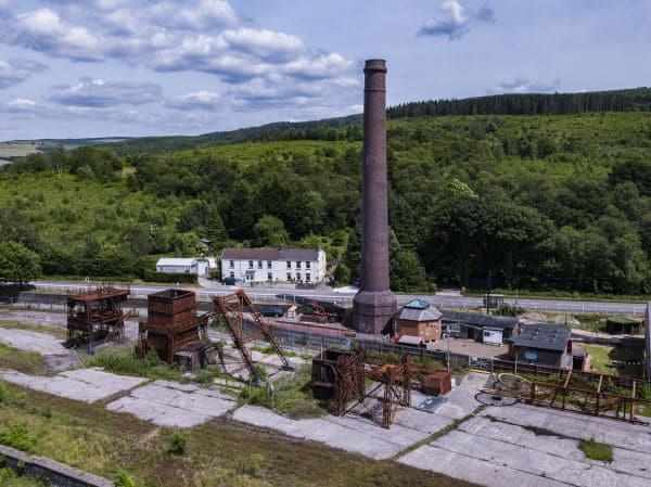 Heritage masterplan, Cefn Coed Colliery Museum
