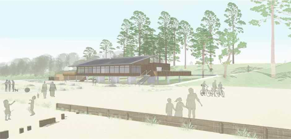 Country park cafe feasibility study