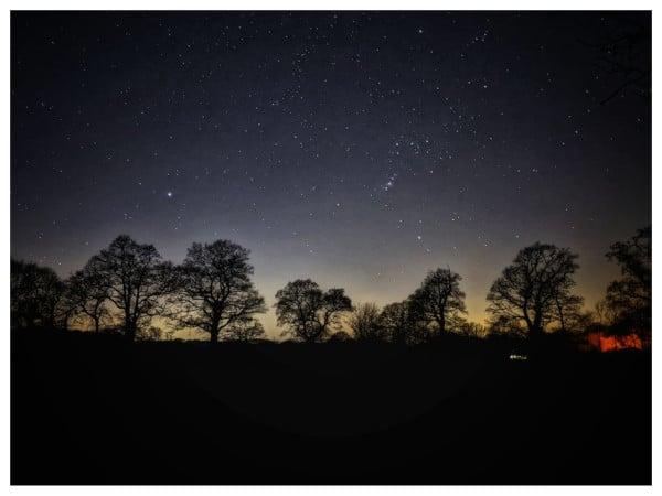 Dark Skies Tourism Assessment