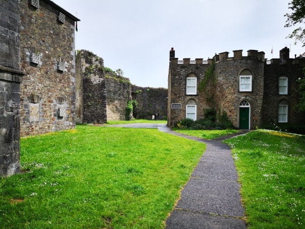 Feasibility Study and Delivery Plan for Haverfordwest Castle