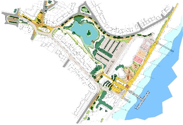 Masterplanning and Coastal Regeneration Planning, Selsey