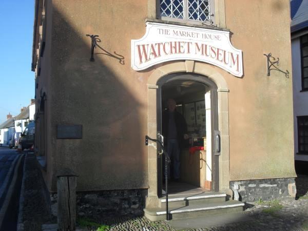 Watchet Market House Museum Development Plan