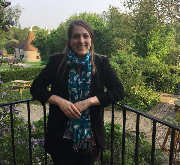 Operations team: Natalie Cox, General Manager, Kent Life Heritage Farm Park