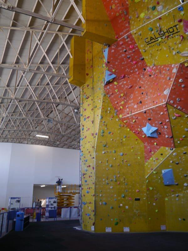 Climbing Wall Feasibility study