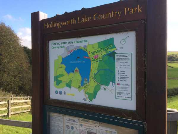 Creating a vision and feasibility study: Hollingworth Lake Countryside Park Visitor Attraction