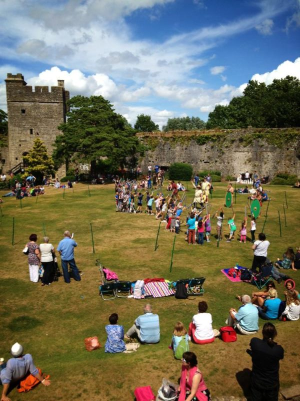 Events at visitor attractions