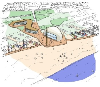 Watersports Centre with Linked Accommodation, Feasibility Study, Hayling Island