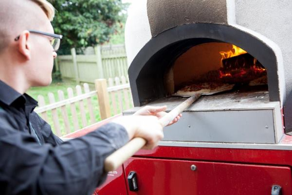 Pizza Garden Business Case – visitor attracting catering consultancy