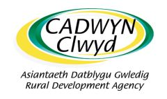 Donna Hughes, Business Partnerships Officer, Cadwyn Clwyd (Rural Development Agency)